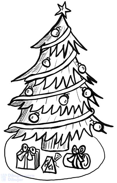 arbol de navidad animado