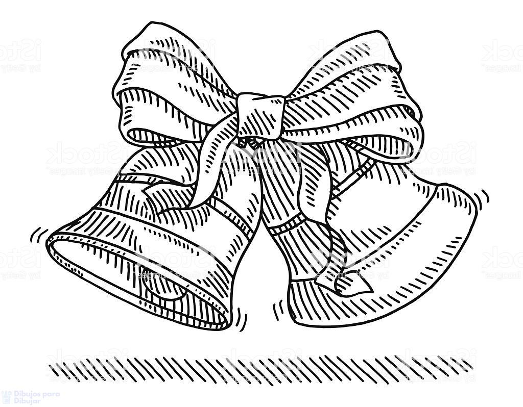 campanas navideñas para imprimir