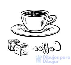 como hacer dibujos en el cafe