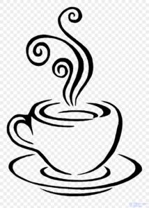 dibujos hechos con cafe