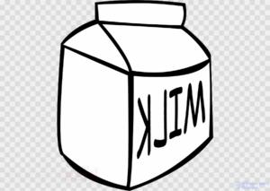 dibujos sobre la leche
