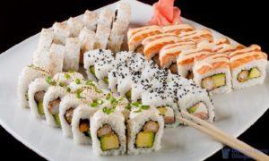 foto maki sushi