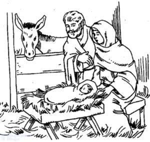 fotos del nacimiento del niño jesús