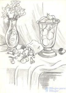 frutas para dibujar