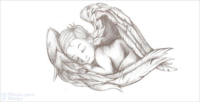 imagenes de angeles tristes