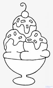 imagenes de helados animados