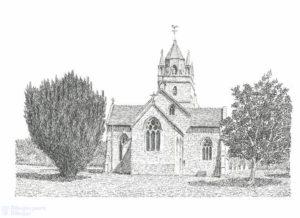 imagenes de iglesias para dibujar