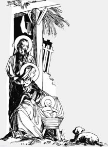 imagenes de nacimiento del niño jesus