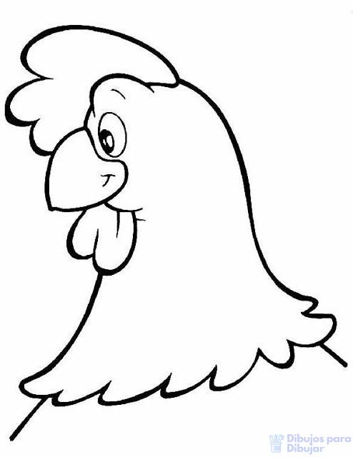 imagenes de pollos en caricatura