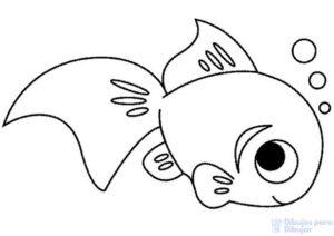 imagenes de un pescado animado