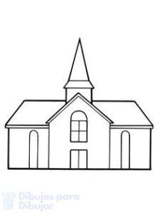 imagenes de una iglesia animada