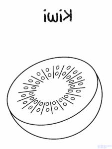 libro kiwi para imprimir