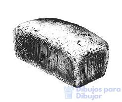 pan para dibujar