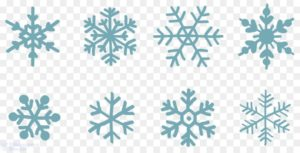 plantillas de copos de nieve para imprimir