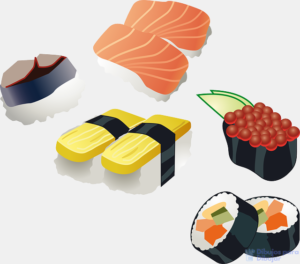 sushi descripcion