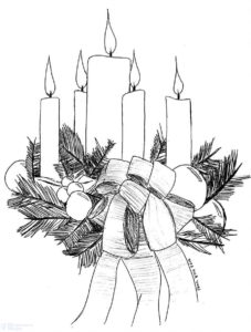 velas para corona de adviento scaled