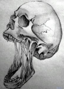 dibujos de miedo para colorear
