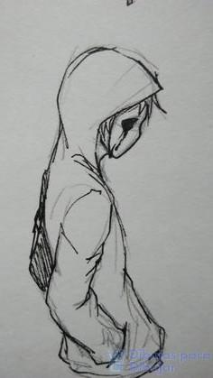 dibujos de terror para niños