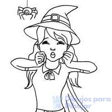 imagenes de brujas animadas