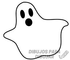 imagenes de fantasmas para dibujar