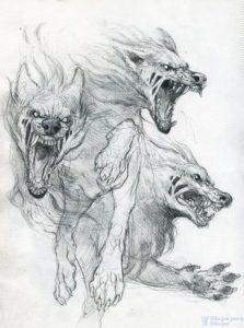 imagenes de hombres lobos con mujeres