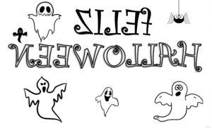 imprimibles halloween