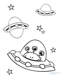nave extraterrestre